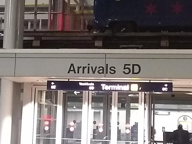 ARRIVALS 5D